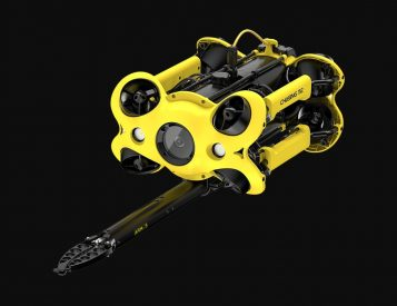 The Chasing M2 Drone Dives Deep