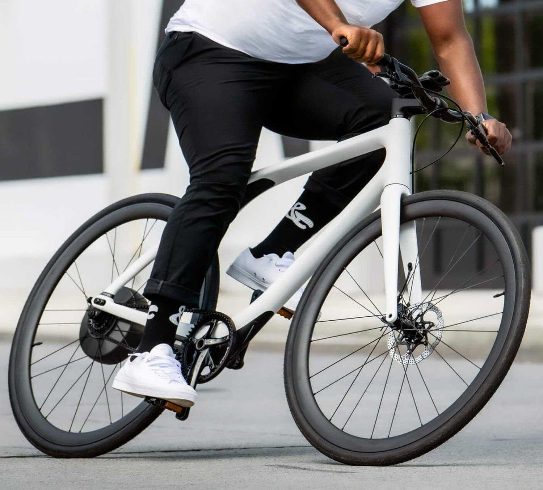 Gogoro's Eeyo 1 E-Bike is an Agile Commuter at werd.com