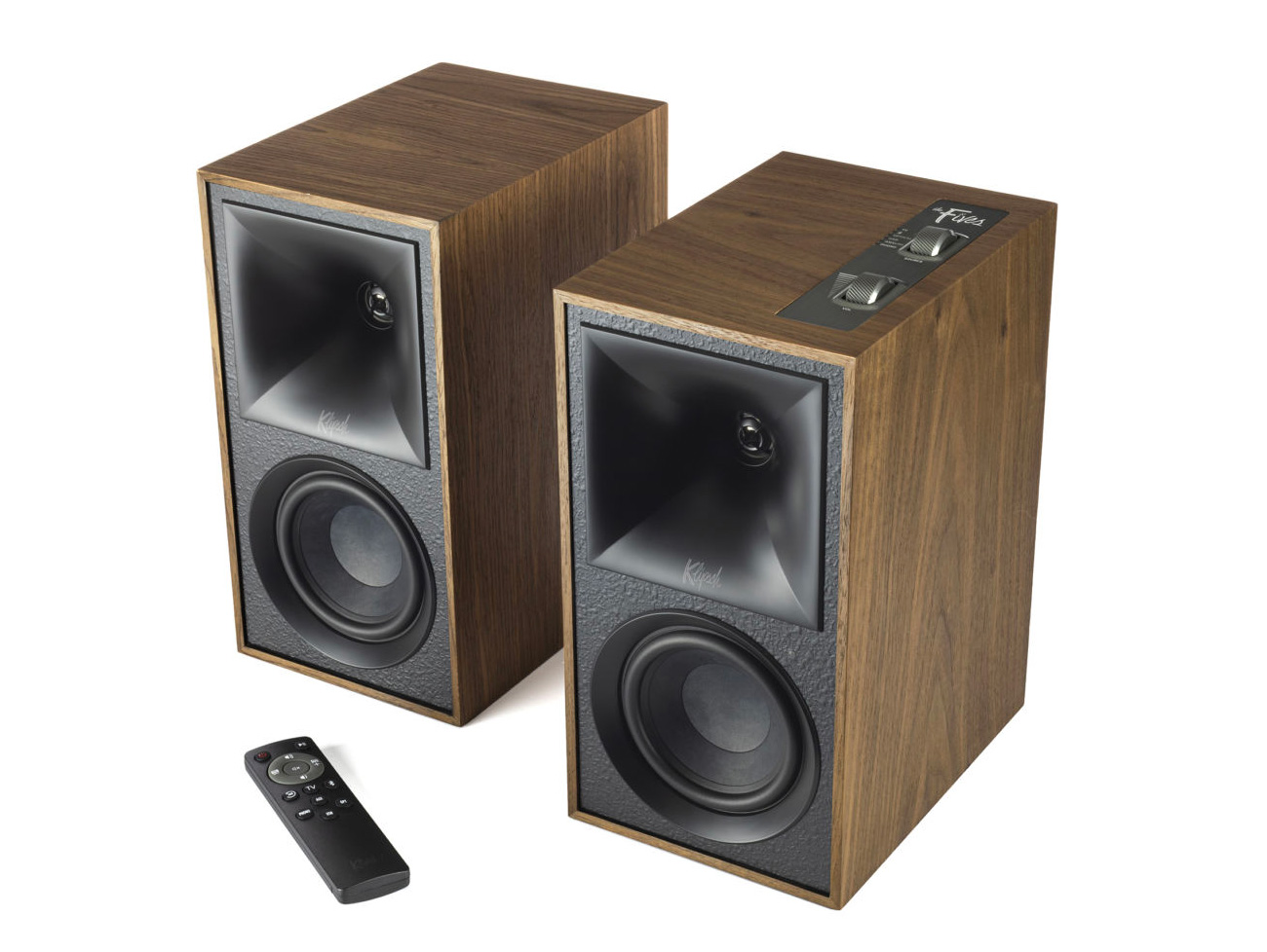 Klipsch Introduces 'The Fives' Atmos-Equipped Speakers at werd.com