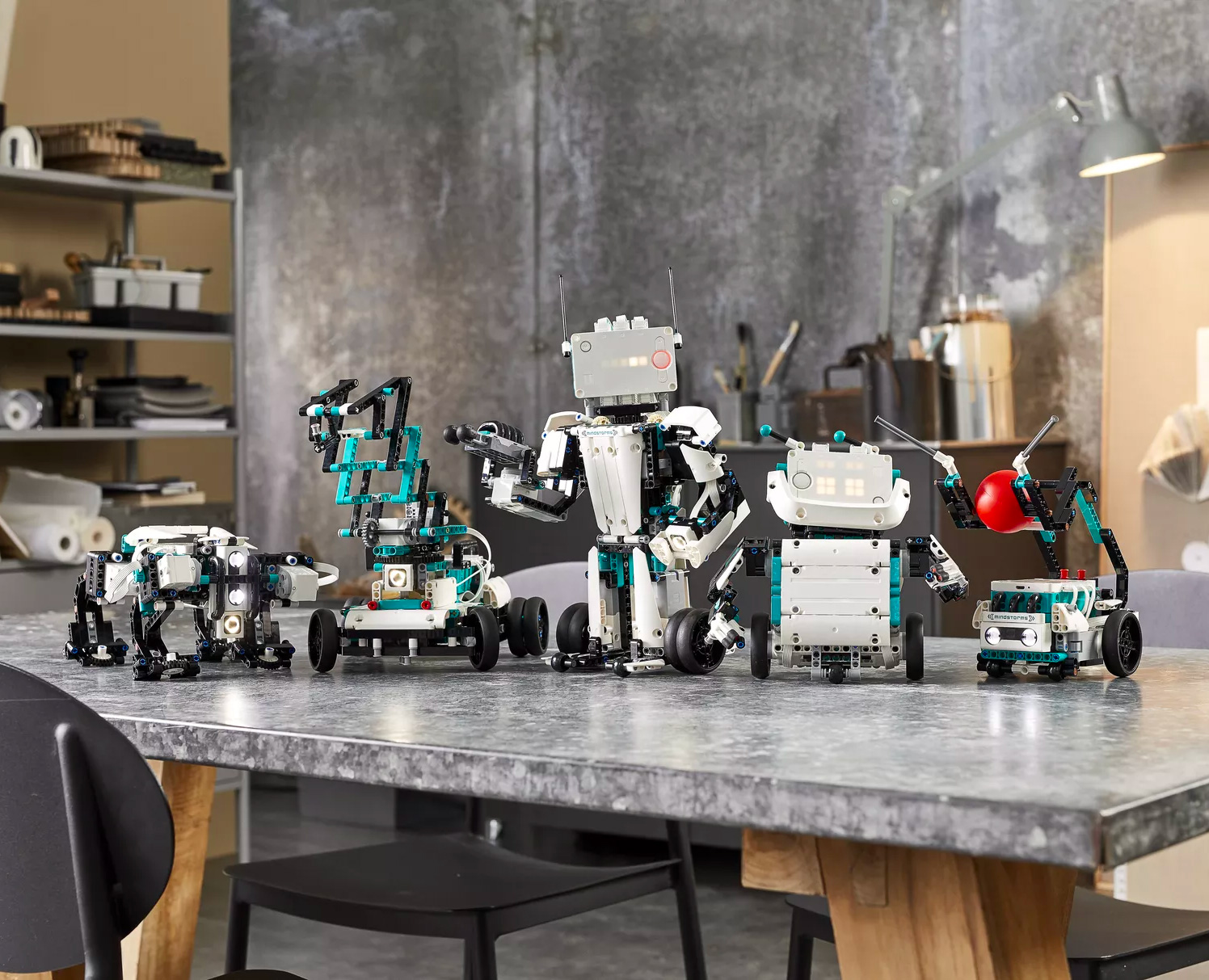 Lego Makes It Easier To Build Your Own 'Bot at werd.com