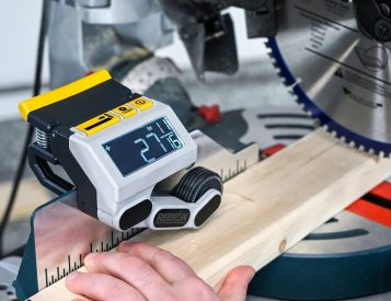 Measure Once, Cut Twice As Fast with the M1 Caliber