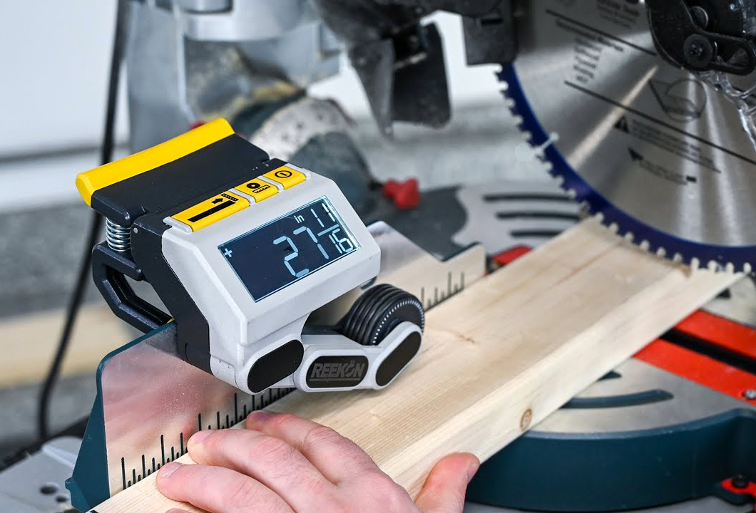 Measure Once, Cut Twice As Fast with the M1 Caliber at werd.com