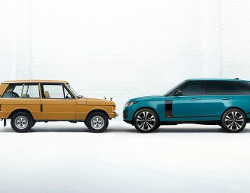 The Iconic Range Rover Looks Amazing At Fifty