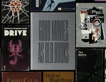 Movies as Books You Can Judge by Their Cover