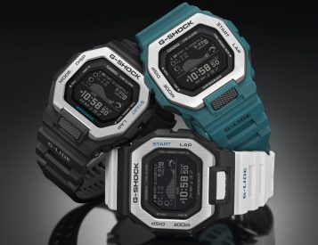 This New G-Shock Let's You Know When It's Surf Time