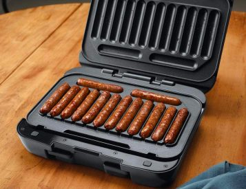Equip Your Kitchen with a Countertop Sausage Grill