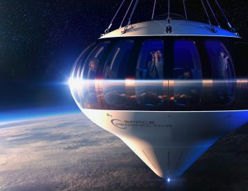 Travel to the Edge of Space in a Balloon