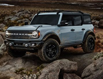 Sorry Jeep: Ford Introduces All-New 2021 Bronco