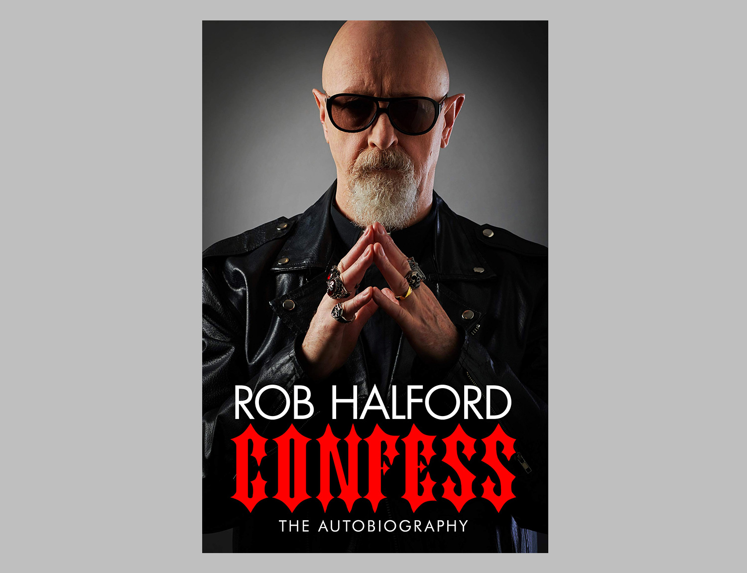 Confess: The Autobiography of Rob Halford at werd.com