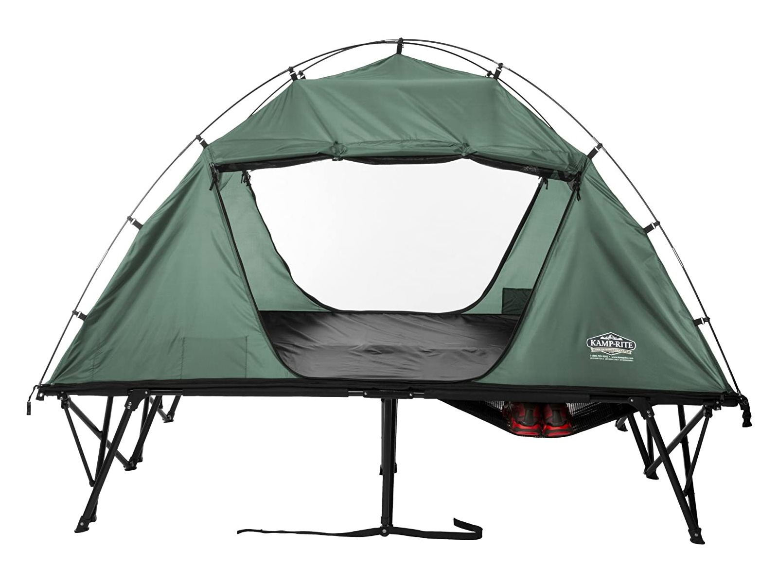 Elevate Your Camping Experience With A Tent Cot at werd.com