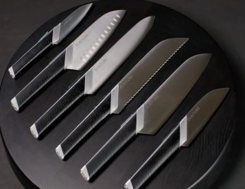 Get a Grip On Your Kitchen Skills with Ecriture Perfect Knives