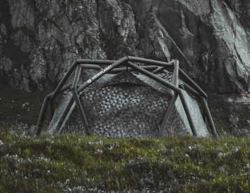 Heimplanet Offers Inflatable Cave Tent In Limited Camo Colorway
