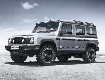 The Ineos Grenadier Celebrates An Off-Road Icon