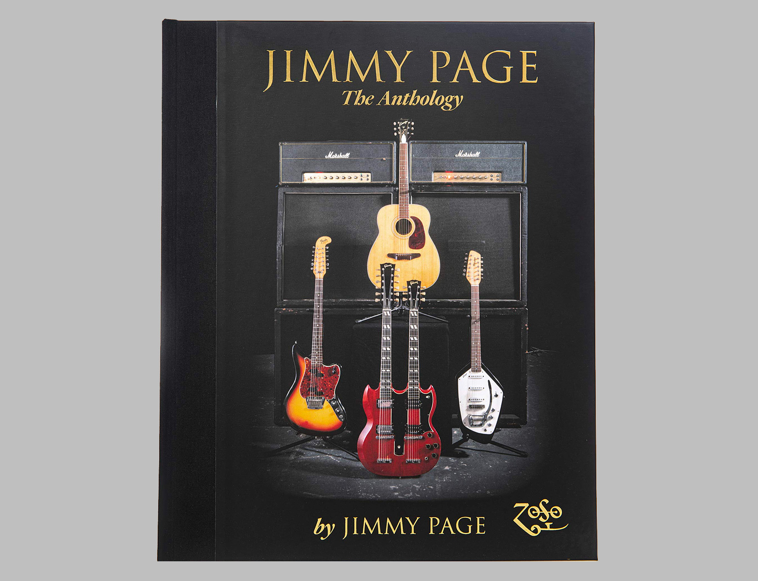 Jimmy Page: The Anthology at werd.com