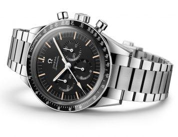Omega To Re-Release Apollo 11 Speedmaster Moonwatch 321