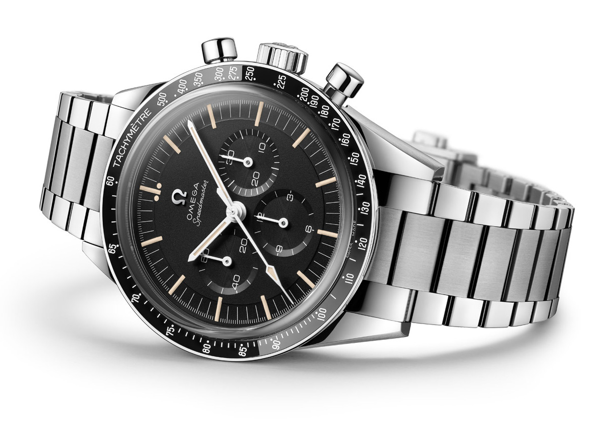Omega To Re-Release Apollo 11 Speedmaster Moonwatch 321 at werd.com