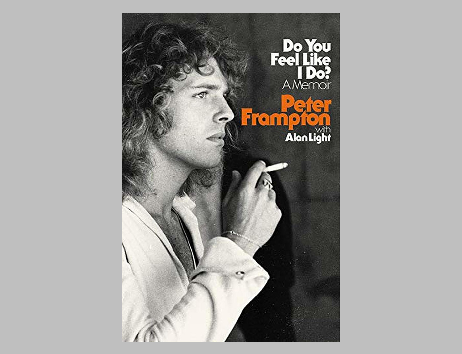 Peter Frampton Memoir: Do you Feel Like I Do? at werd.com
