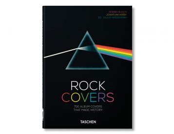 Rock Covers: 750 Album Covers That Made History