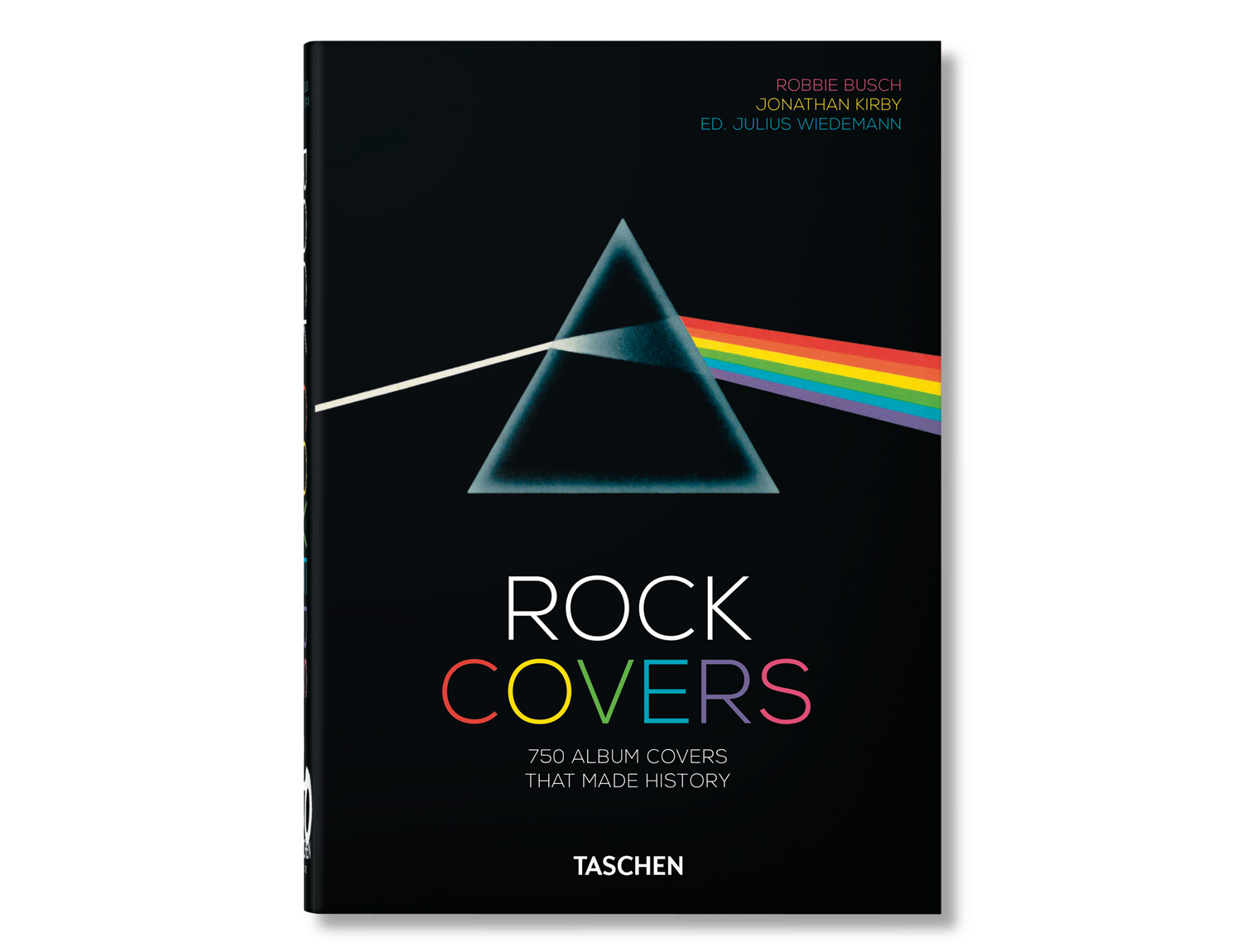Rock Covers: 750 Album Covers That Made History at werd.com