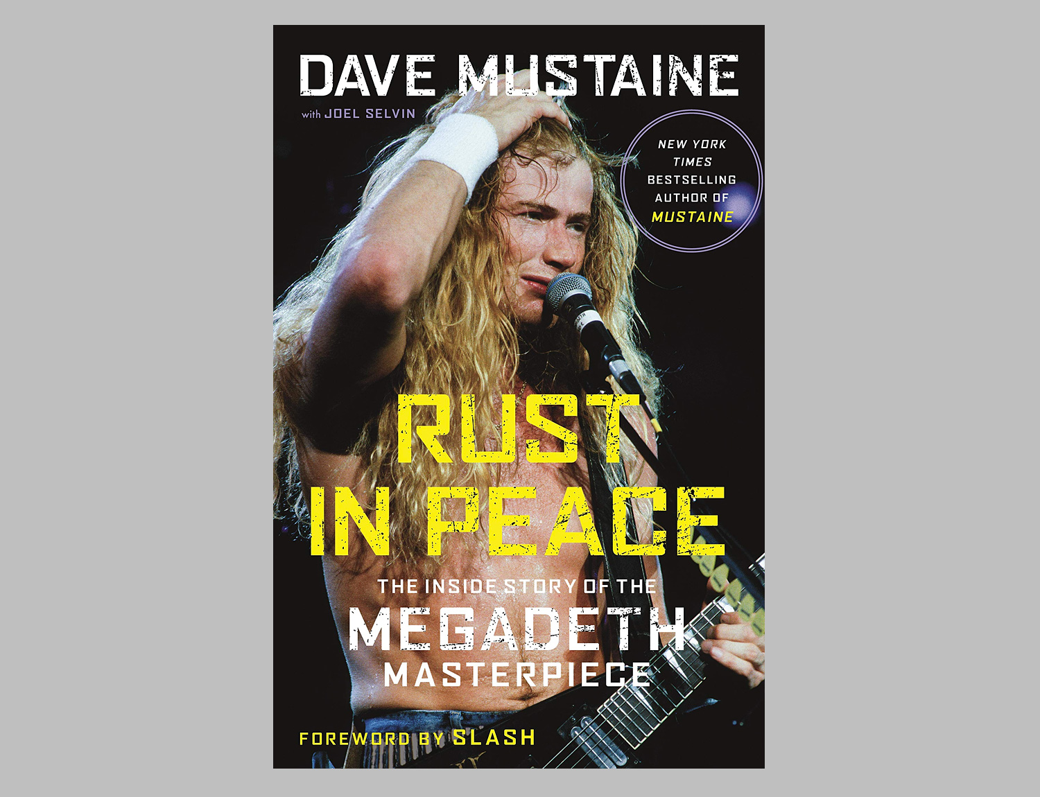 Rust in Peace: The Inside Story of the Megadeth Masterpiece at werd.com