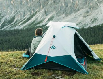The 2-Second Tent Makes Quick Work of Setting Up Camp