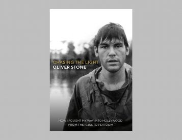 Oliver Stone Pens Movie Memoir: Chasing The Light