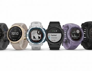 Garmin Adds Solar To Its Smartest Watches