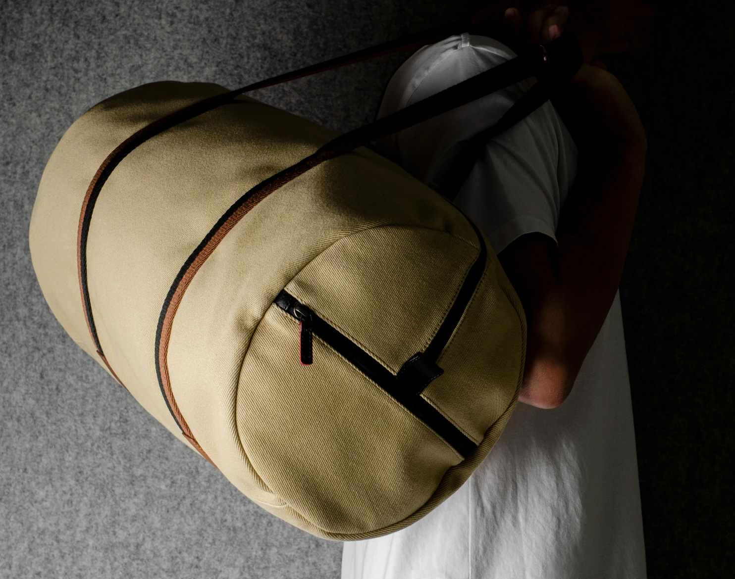 Haul It All in the Hardgraft Canvas Collection at werd.com