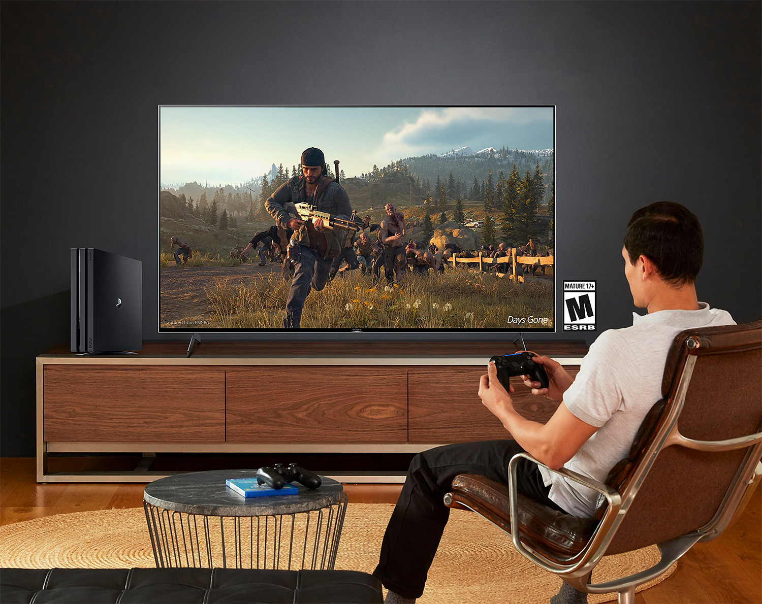 Sony Teases PS5 Launch with Playstation-Ready TVs at werd.com