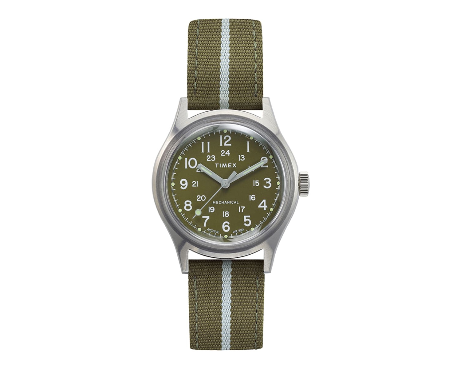 Timex Reimagines a Classic with Mechanical MK1 at werd.com