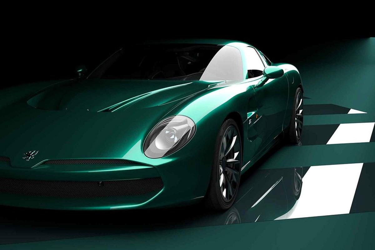 An Italian Classic Returns: 2021 IsoRivolta GTZ at werd.com