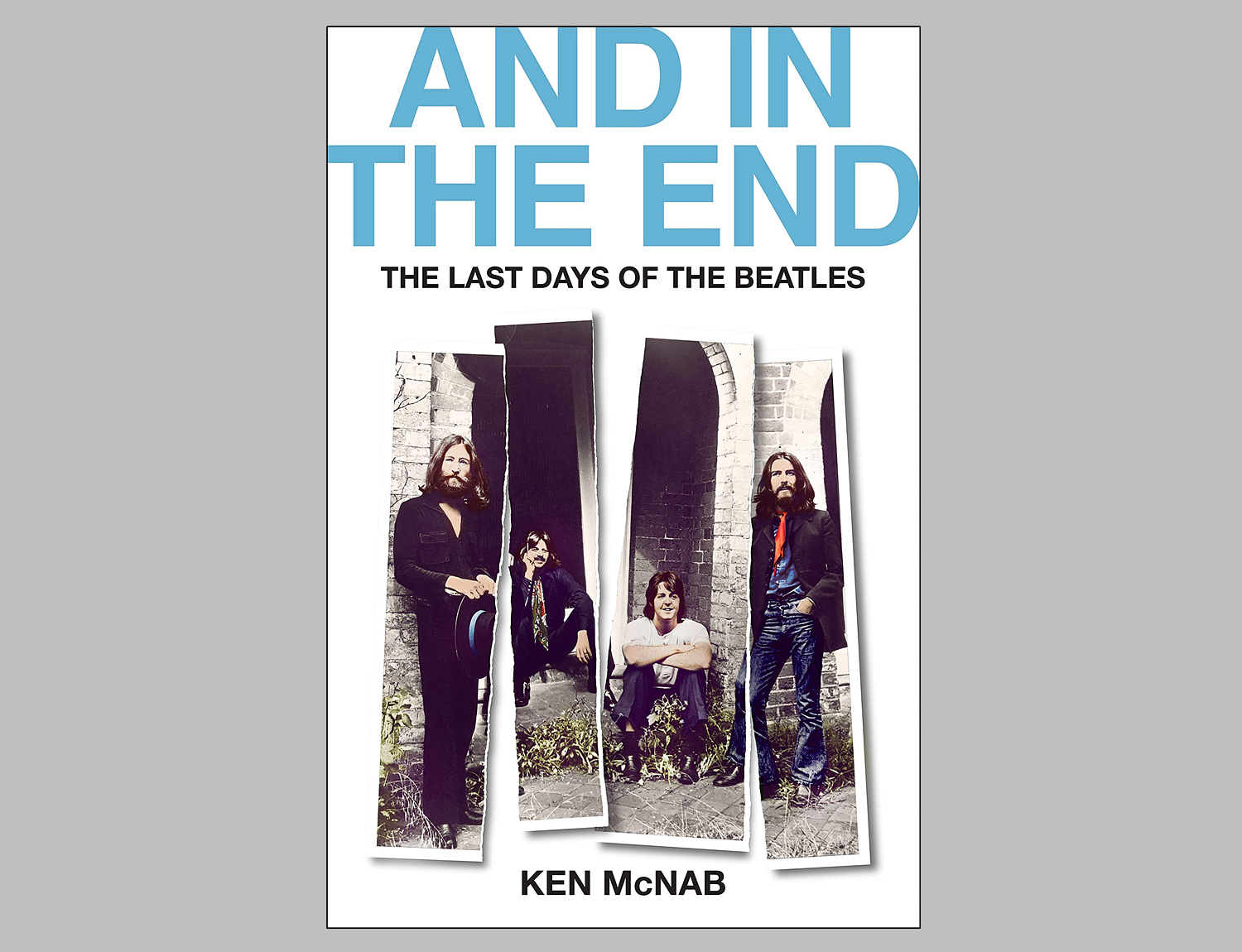 And in the End: The Last Days of The Beatles at werd.com