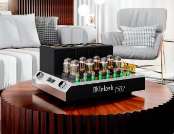 McIntosh MC1502 Tube Amp: Analog Audio Perfection