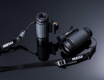 The Pentax VD 4X20 Gives You Superhuman Sight 3 Ways