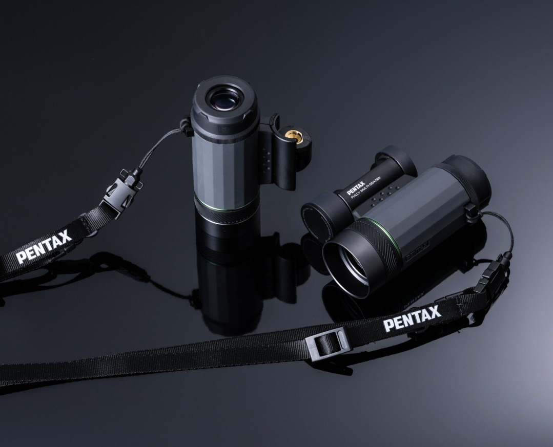 The Pentax VD 4X20 Gives You Superhuman Sight 3 Ways at werd.com