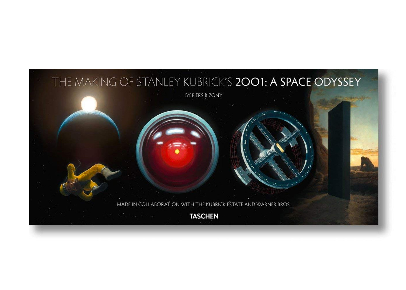 The Making of Stanley Kubrick's '2001: A Space Odyssey' at werd.com