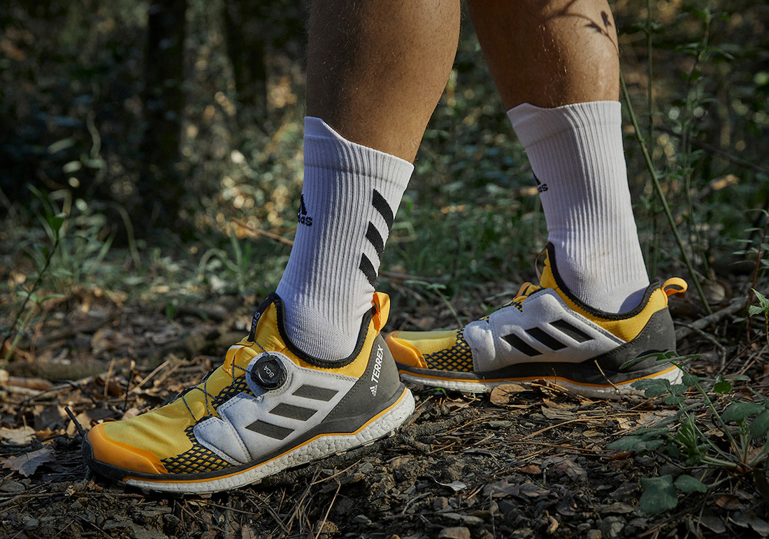 Adidas Launches 3 Mean Terrex Runners at werd.com