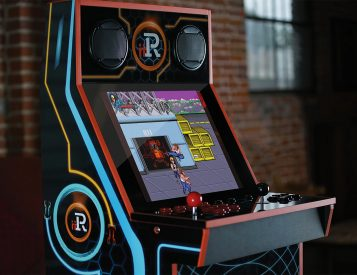 Fit The Whole Arcade Into Your Game Room With iiRcade