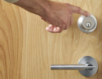 The Touch Lock from Level Lets You In Key-free