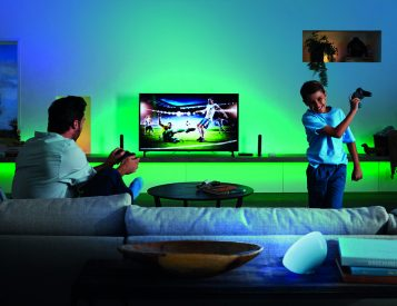 Philips Hue Play Adds Cinematic Color To Your Content