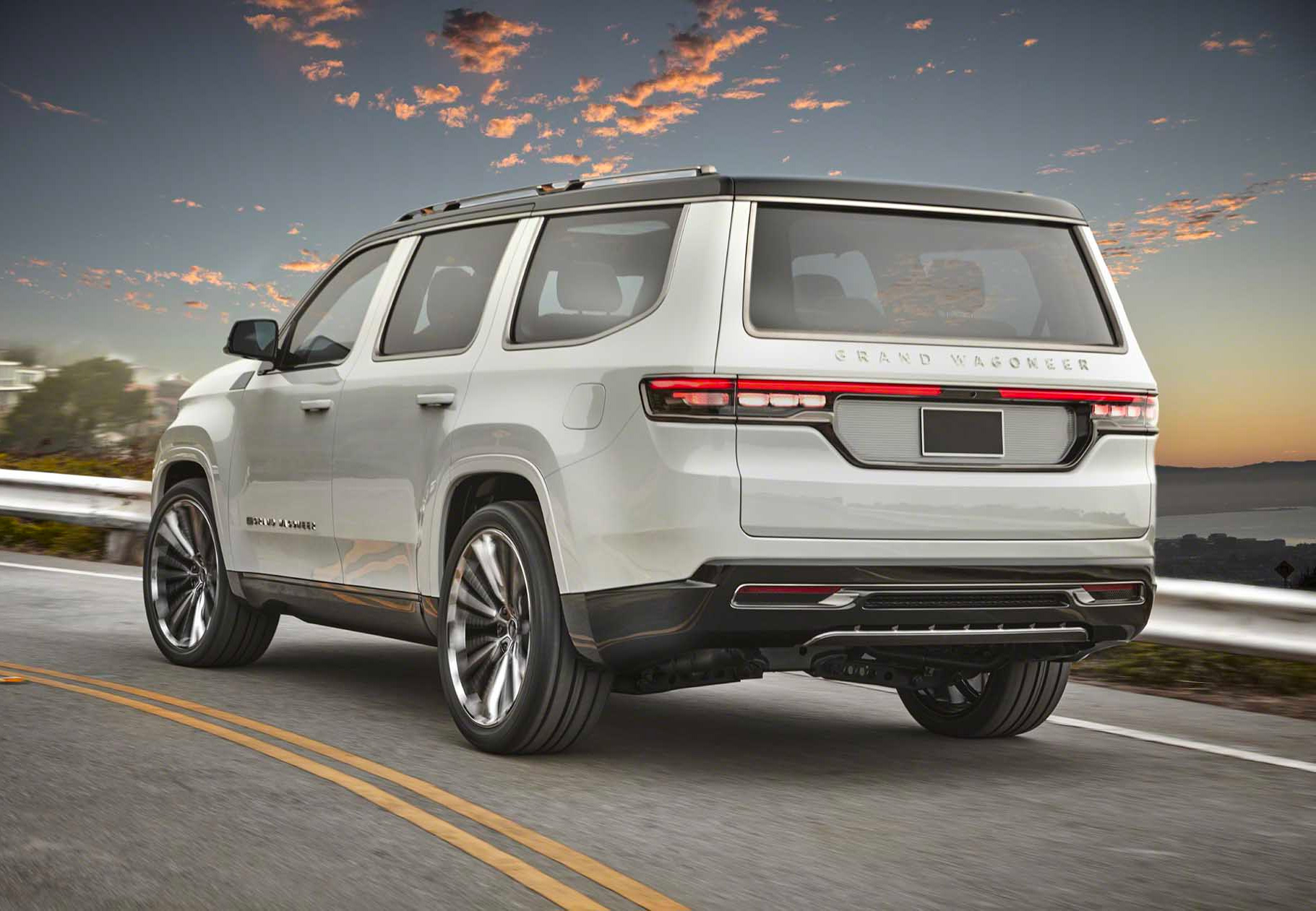 2021 Grand Wagoneer Takes Jeep to a New Level of Luxury at werd.com