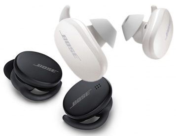 Bose Introduces QuietComfort ANC Earbuds