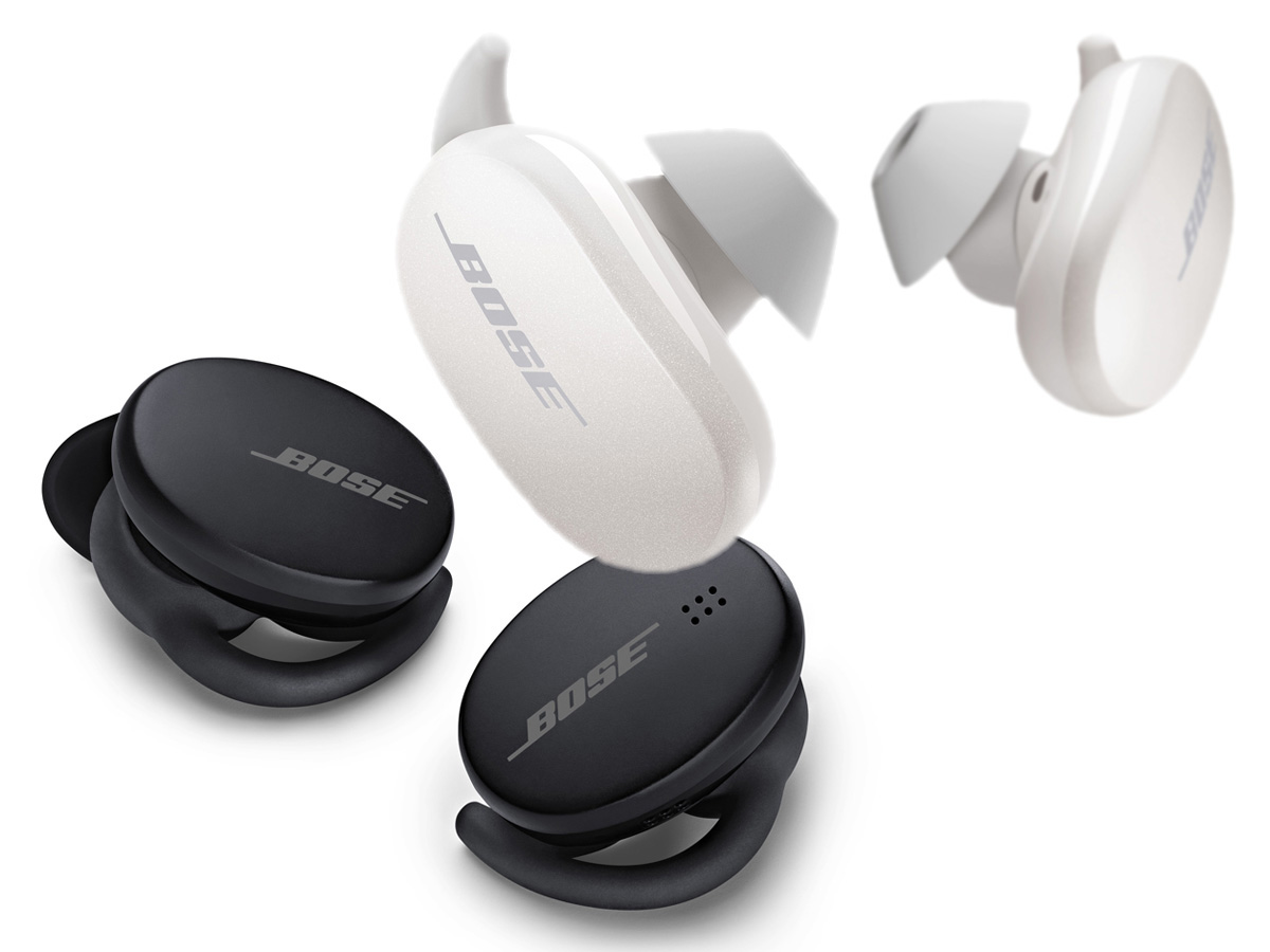 Bose Introduces QuietComfort ANC Earbuds at werd.com