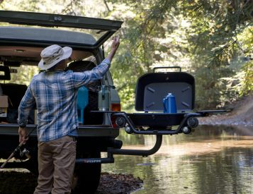 Tailgate Like a Pro with HitchFire