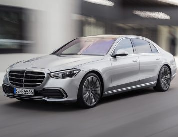 Mercedes Unveils Redesigned 2021 S-Class