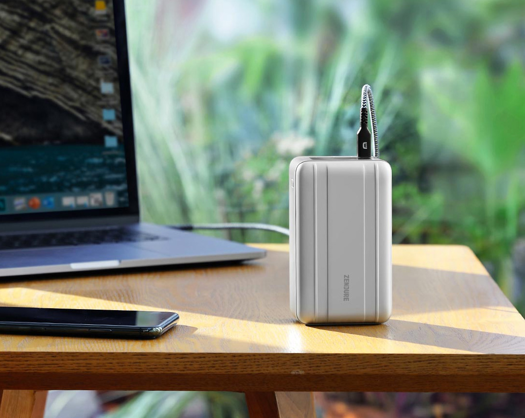 SuperTank Pro Powers USB-C Everything at werd.com