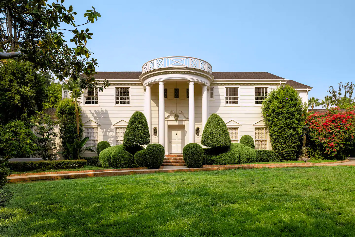 Book Your Stay at the Fresh Prince of Bel-Air Mansion at werd.com