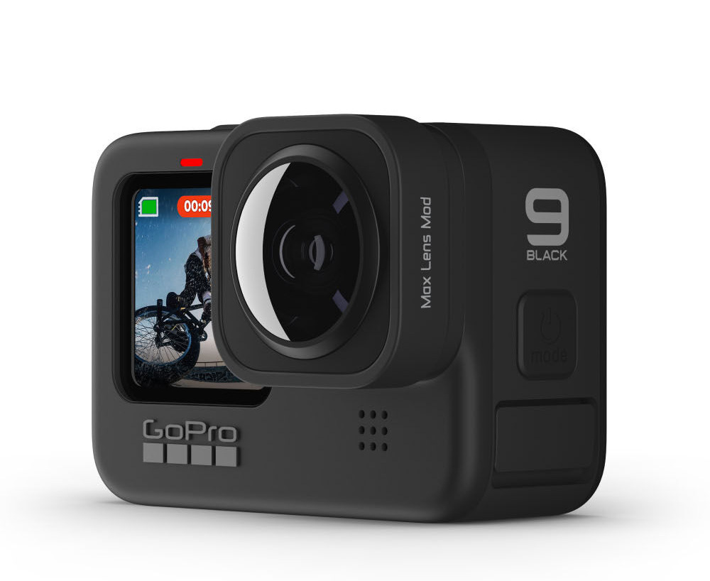 GoPro Steps Up To 5K with HERO9 Black at werd.com