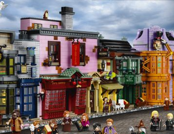 LEGO Goes Big with 5,544-Piece Harry Potter Set