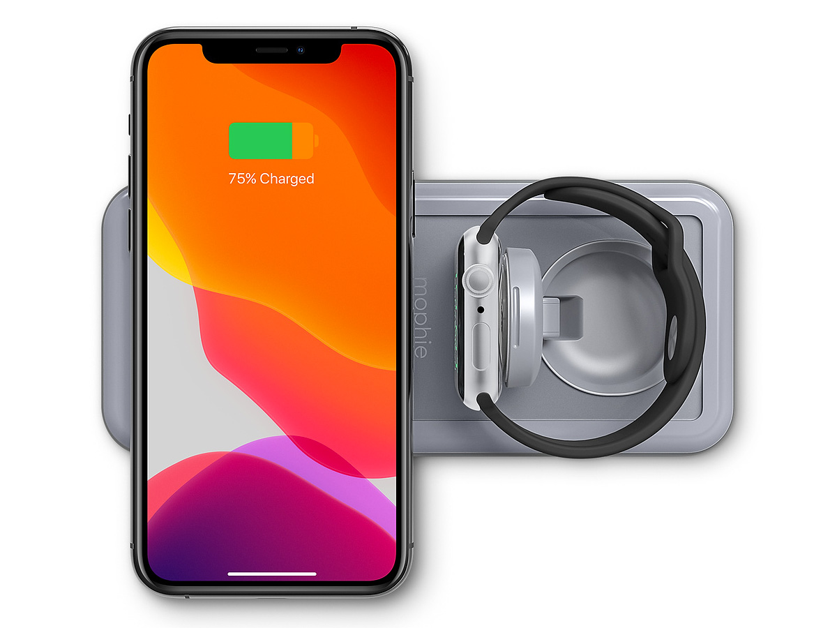 Mophie's Powerstation All-In-One Offers Portable Wireless Power for iPhone & Apple Watch at werd.com